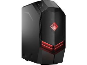 HP Desktop Computer Omen 880-010 Ryzen 5 1st Gen 1400 (3.20 GHz) 8 GB DDR4 1 TB HDD NVIDIA GeForce GTX 1060 Windows 10 Home
