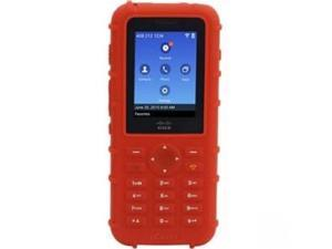 zCover Dock-in-Case IP Phone Case - IP Phone - Red - Silicone