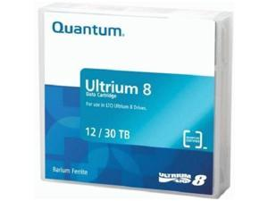 QUANTUM MR-L8MQN-01 QUANTUM MR-L8MQN-01 ULTRIUM-8 DATA CARTRIDGE. 12TB NATIVE / 30TB COMPRESSED CAPA