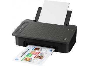 Canon PIXMA PIXMA TS302 ESAT (Black): Approx. 7.7 ipm Black Print Speed 4800 x 1200 dpi Color Print Quality InkJet Workgroup Color Inkjet Printers