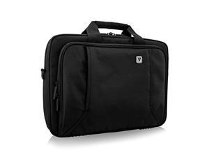 V7 CTP16-BLK-9N PROFESSIONAL TOPLOAD BLK CARRYING CASE FOR 16IN NOTEBOOK