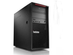 Lenovo ThinkStation P520c Tower Computer W-2123 16GB 512GB SSD No Graphics W10P