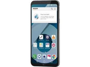"LG Q6 US700 32 GB Smartphone - 4G - 5.5"" Active Matrix TFT LCD 2160 x 1080 Full HD Plus Touchscreen - Qualcomm Snapdragon 435 Octa-core (8 Core) 1.40 GHz - 3 GB RAM - 13 Megapixel Rear / 5 Megapixel"