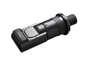 "Panasonic - 7.50 mm - f/2.5 - Fixed Lens - Designed for Projector - 18.2""Length - 6.1""Diameter"