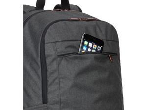"""Case Logic Era 15.6"""" Laptop Backpack, Obsidian"""