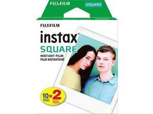 INSTAX SQUARE FILM TWIN PACK 20 EXPOSURES