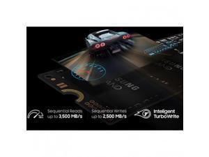 SAMSUNG 970 EVO M.2 2280 500GB PCIe Gen 3.0 x4, NVMe 1.3 V-NAND 3-bit MLC Internal Solid State Drive (SSD) MZ-V7E500E