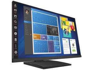 """Planar Helium PCT2435 24"""" Full HD 1920x1080 USB VGA HDMI Built-in Speakers Widescreen IPS Backlit LED LCD Touchscreen Monitor"""
