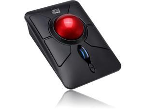 Adesso iMouse T50 - Wireless Programmable Ergonomic Trackball Mouse