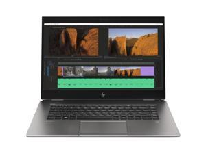 "HP ZBook Studio G5 5RJ99UT#ABA Mobile Workstation Intel Core i7 8th Gen 8750H (2.20 GHz) 32 GB Memory 512 GB SSD NVIDIA Quadro P1000 15.6"" 4K/UHD Windows 10 Pro 64-bit"
