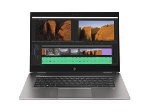 "HP ZBook Studio G5 5RJ99UT#ABA Mobile Workstation Intel Core i7 8th Gen 8750H (2.20 GHz) 32 GB Memory 512 GB SSD NVIDIA Quadro P1000 15.6"" 4K/UHD Windows 10 Pro 64-bit"
