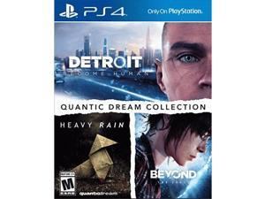 Quantic Dream Collection (Heavy Rain & Beyond Two Souls) - PlayStation 4