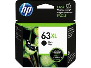 HP 63XL High Yield Ink Cartridge - Black