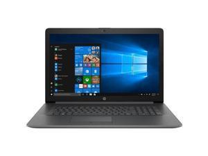 "HP 17-by0000 17-by0035nr 17.3"" LCD Notebook - Intel Core i5 (8th Gen) i5-8250U Quad-core (4 Core) 1.60 GHz - 8 GB DDR4 SDRAM - 1 TB HDD - Windows 10 Home - 1600 x 900 - BrightView - Smoke Gray, A"