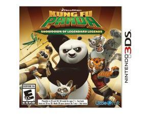 Kung Fu Panda: Showdown of Legendary Legends - Nintendo 3DS