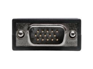 Tripp Lite HDMI to VGA Active Converter with Audio (F/M), 1920 x 1200 (1080p) @ 60 Hz