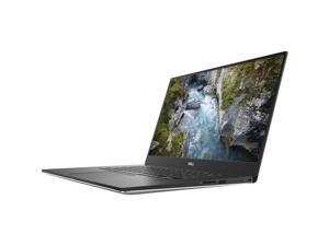 """Dell XPS 15 9570 15.6"""" Touchscreen Notebook - 3840 x 2160 - Core i9 i9-8950HK - 32 GB RAM - 1 TB SSD - Platinum Silver - Windows 10 Home 64-bit - NVIDIA GeForce GTX 1050 Ti with 4 GB - In-plane S"""