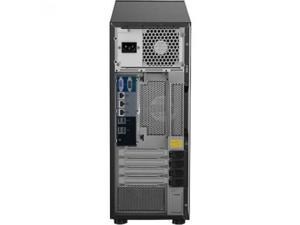 Lenovo ThinkSystem ST250 7Y46A019NA 4U Tower Server - 1 x Intel Xeon E-2136 Hexa-core (6 Core) 3.30 GHz - 8 GB Installed TruDDR4 - Serial ATA/600 Controller - JBOD RAID Levels - 1 x 550 W