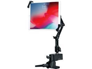 CTA Digital Clamp Mount for Tablet iPad mini iPad iPad Pro PADCFDCMS