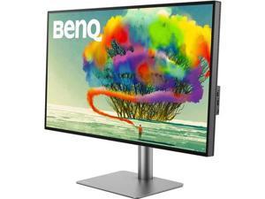 "BenQ Designo PD3220U 31.5"" 4K UHD LED LCD Monitor - 16:9 - Gray, Black - 3840 x 2160 - 1.07 Billion Colors - )350 Nit - 5 ms GTG - HDMI - DisplayPort - USB Type-C"