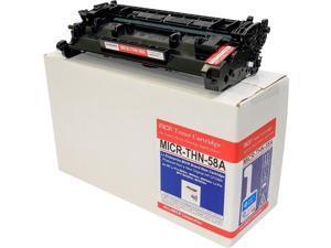 microMICR MICR Toner Cartridge Alternative for HP 58A Black MICRTHN58A