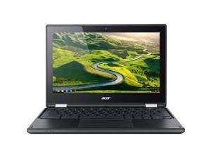 "Acer CB5-132T-C67Q 11.6"" Touchscreen Chromebook - 1366 x 768 - Celeron N3060 - 4 GB RAM - 32 GB Flash Memory - Stone Blue - Chrome OS 64-bit - Intel HD Graphics 400 - In-plane Switching (IPS) Tec"