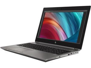 "HP Zbook 15 G6 15.6"" Laptop i7-9850H 16GB 512GB SSD W10P6"