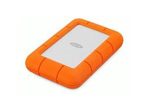 LaCie 5TB Rugged Mini Portable Hard Drive USB 3.0 Model STJJ5000400