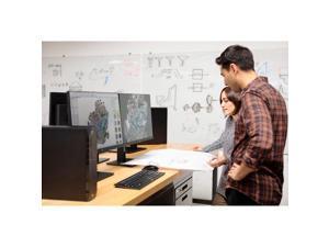 HP 8JF41UT Z2 G4 S DeskTop Computer i7-9700 16GB 1TB SSD W10P Quadro P620