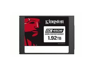 Kingston - SEDC450R/1920G - Kingston DC450R 1.92 TB Solid State Drive - 2.5 Internal - SATA (SATA/600) - Read Intensive