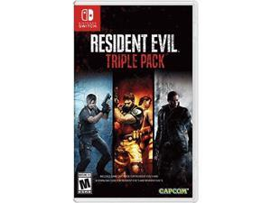 Resident Evil Triple Pack - Switch Nintendo Switch Games