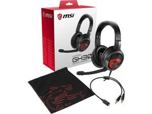 MSI VIDEO IMMERSEGH30 Immerse GH30 Gaming Headst