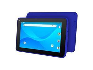 "Ematic EGQ380BU Tablet - 7"" - 1 GB RAM - 16 GB Storage - Android 8.1 Oreo (Go Edition) - Blue - Quad-core (4 Core) 1.50 GHz - 300 Kilopixel Front Camera"