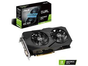 ASUS Dual GeForce GTX 1660 SUPER OC Edition 6GB GDDR6 EVO DUAL-GTX1660S-O6G-EVO