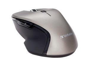 Verbatim USB-C Wireless Blue LED Mouse Graphite 70245