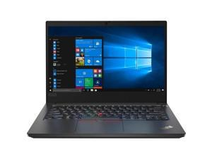 "Lenovo Laptop ThinkPad E14 20RA004WUS Intel Core i5 10th Gen 10210U (1.60 GHz) 8 GB Memory 1 TB HDD Intel UHD Graphics 14.0"" Windows 10 Pro 64-bit"