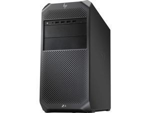 HP Z4 G4 Workstation - Intel Xeon W-2223 3.6 GHz - 16 GB RAM - 512 GB SSD - NVIDIA Quadro P2200 - Windows 10 Pro 64-bit