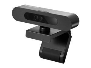 Lenovo Webcam 30 fps Black USB 2.0 Retail 1 Pack 4XC0V13599