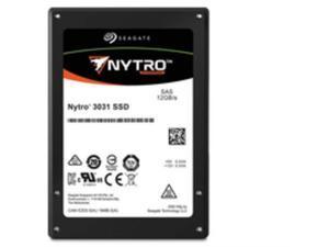 "Seagate Nytro 3031 XS3200LE70014 3.20 TB Solid State Drive - SAS (12Gb/s SAS) - 2.5"" Drive - Mixed Use - Internal"