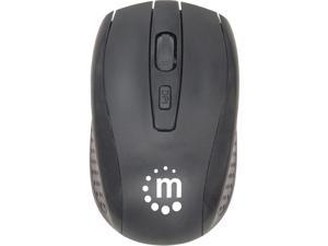 Manhattan Wireless Keyboard and Optical Mouse Set 178990