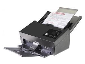 """Avision - AD370 : Color Duplex Document Scanner 70ppm/140ipm, Up to 100 pages ADF, Daily duty cycle up to 15,000 sheets, USB 3.1, WiFi, 236"""" Long Page Scanning, Color, and Graphical LCD Display"""
