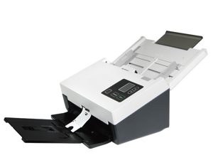 Avision AD345WN Document Scanner, fast 60 page-per-minute 120 ipm, duplex document scanner featuring a very versatile automatic feeder.  USB 3.1, Ethernet and Wi-Fi interfaces