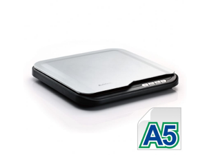 Avision AVA5 Plus - 600 DPI - Color Photo & Passport Scanner, Scan up to A5 size