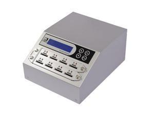 Intelligent 9 Series (SD908S) - Silver Standard 1 - 7 Target SD/mSD Flash Memory Duplicator