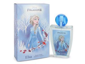 Disney 548582  Frozen II Elsa by  Eau De Toilette Spray 3.4 oz for Women