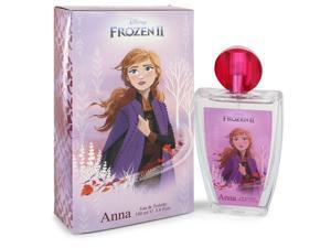 Disney 548581  Frozen II Anna by  Eau De Toilette Spray 3.4 oz for Women