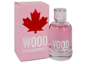 Dsquared2 548339  Wood by  Eau De Toilette Spray 3.4 oz for Women