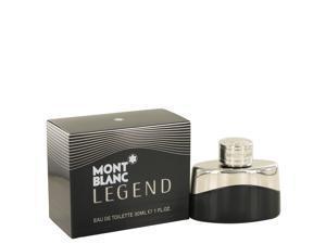 Mont Blanc 501723 MontBlanc Legend by  Eau De Toilette Spray 1 oz for Men