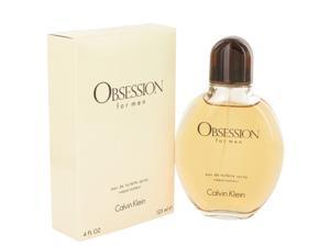 Calvin Klein 400038 OBSESSION by  Eau De Toilette Spray 4 oz for Men