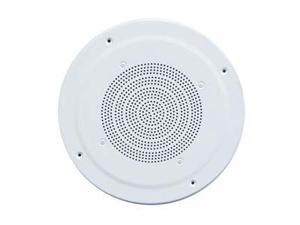 """Speco Tech G86TG 8"""" Classic Grille In-Ceiling Speaker (Off-White)"""